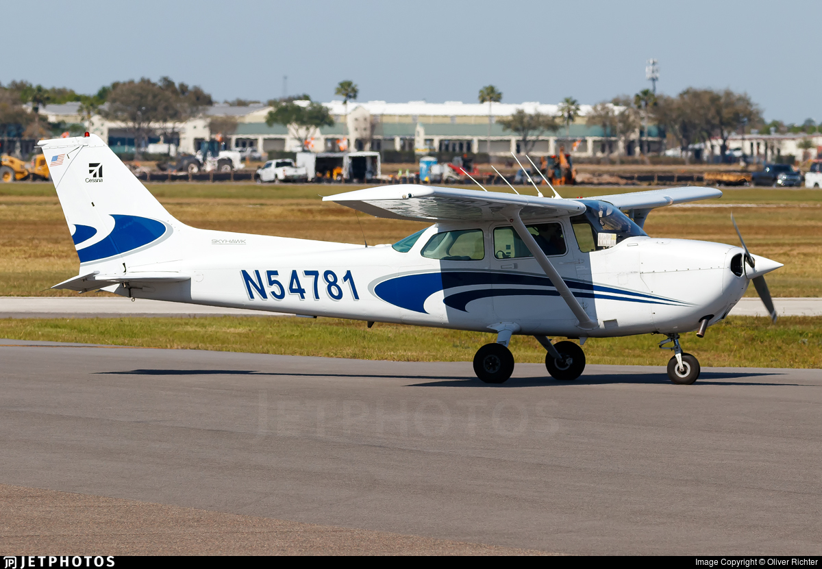 N54781 - Cessna 172P Skyhawk - Kingsky Flight Academy