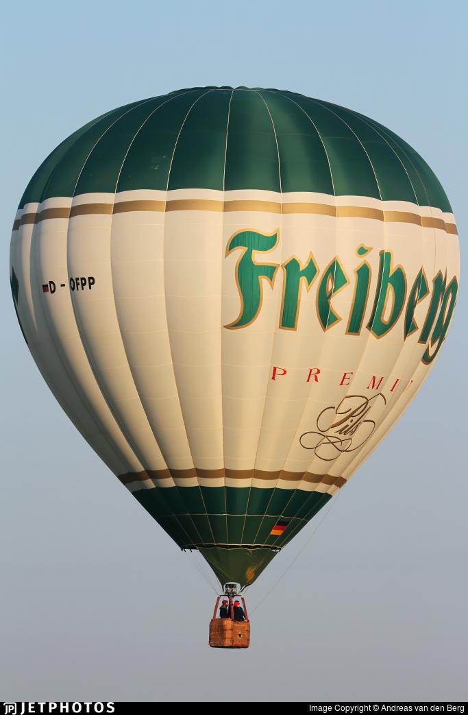 D-OFPP - Schroeder Fire Balloons G30/24 - Private