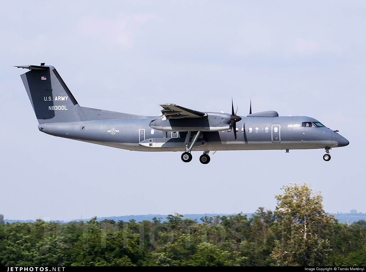 N8300L - Bombardier RO-6A - United States - US Army