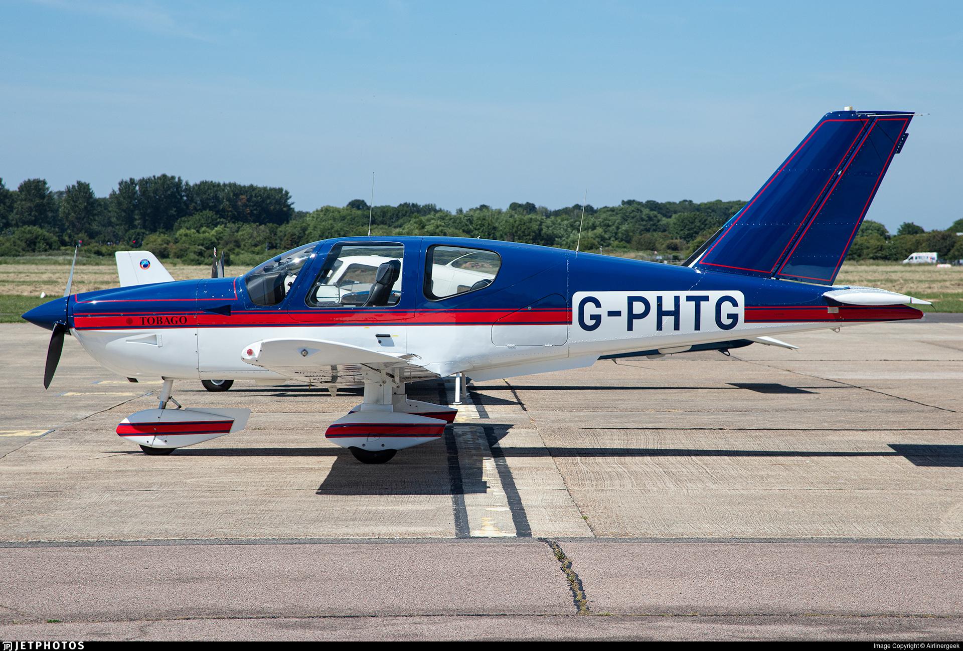 G-PHTG - Socata TB-10 Tobago - Private