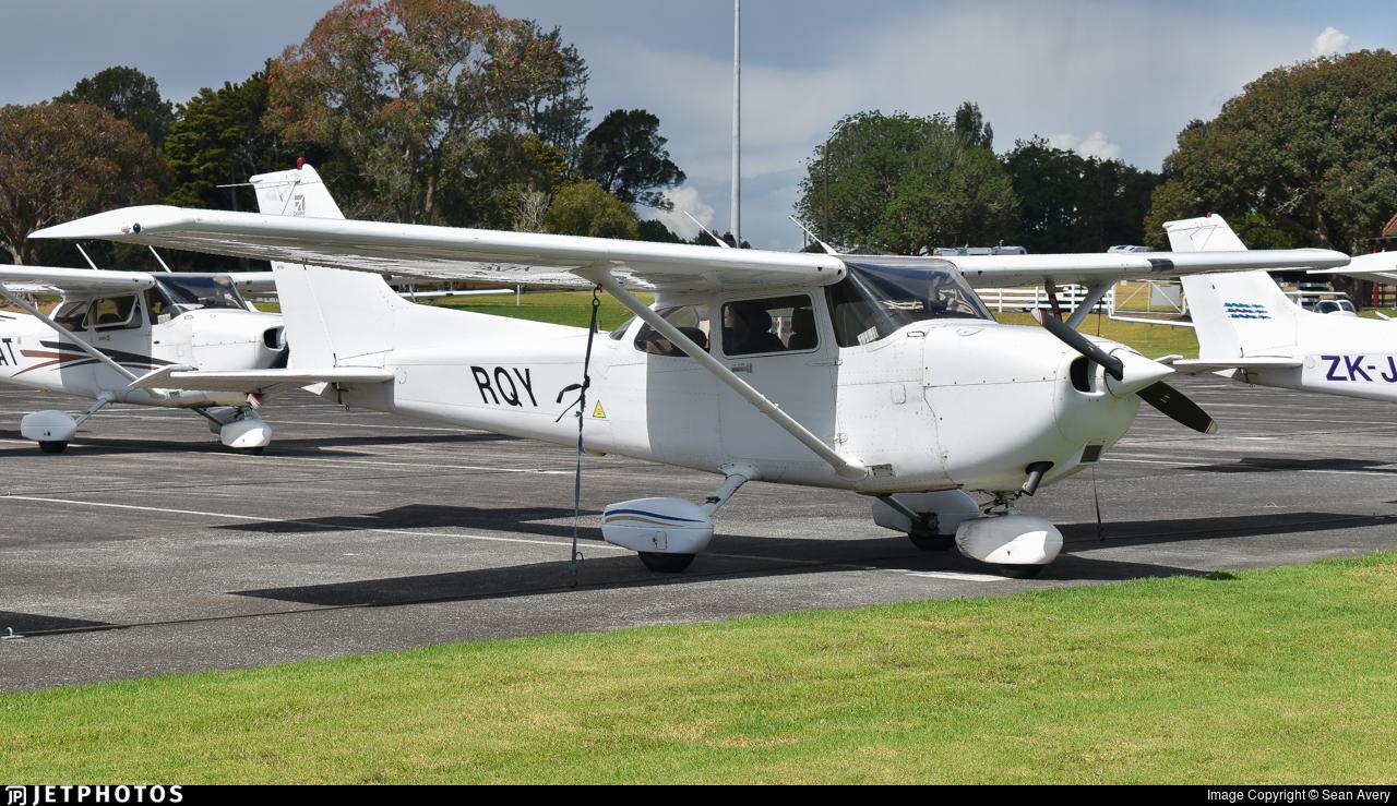 ZK-RQY - Cessna 172R Skyhawk - Ardmore Flying School