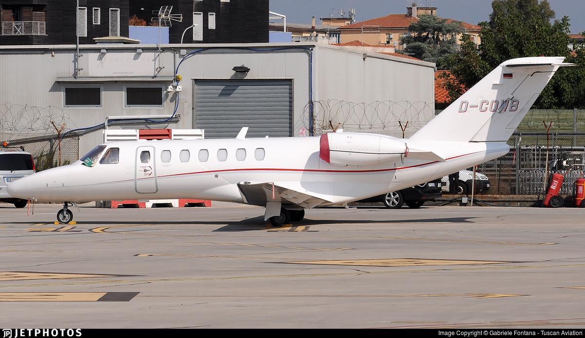 D-COWB - Cessna 525B CitationJet 3 - Atlas Air Service