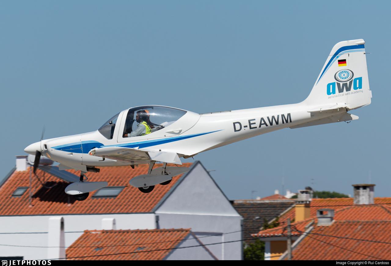 D-EAWM - Grob G115C - Aeronautical Web Academy