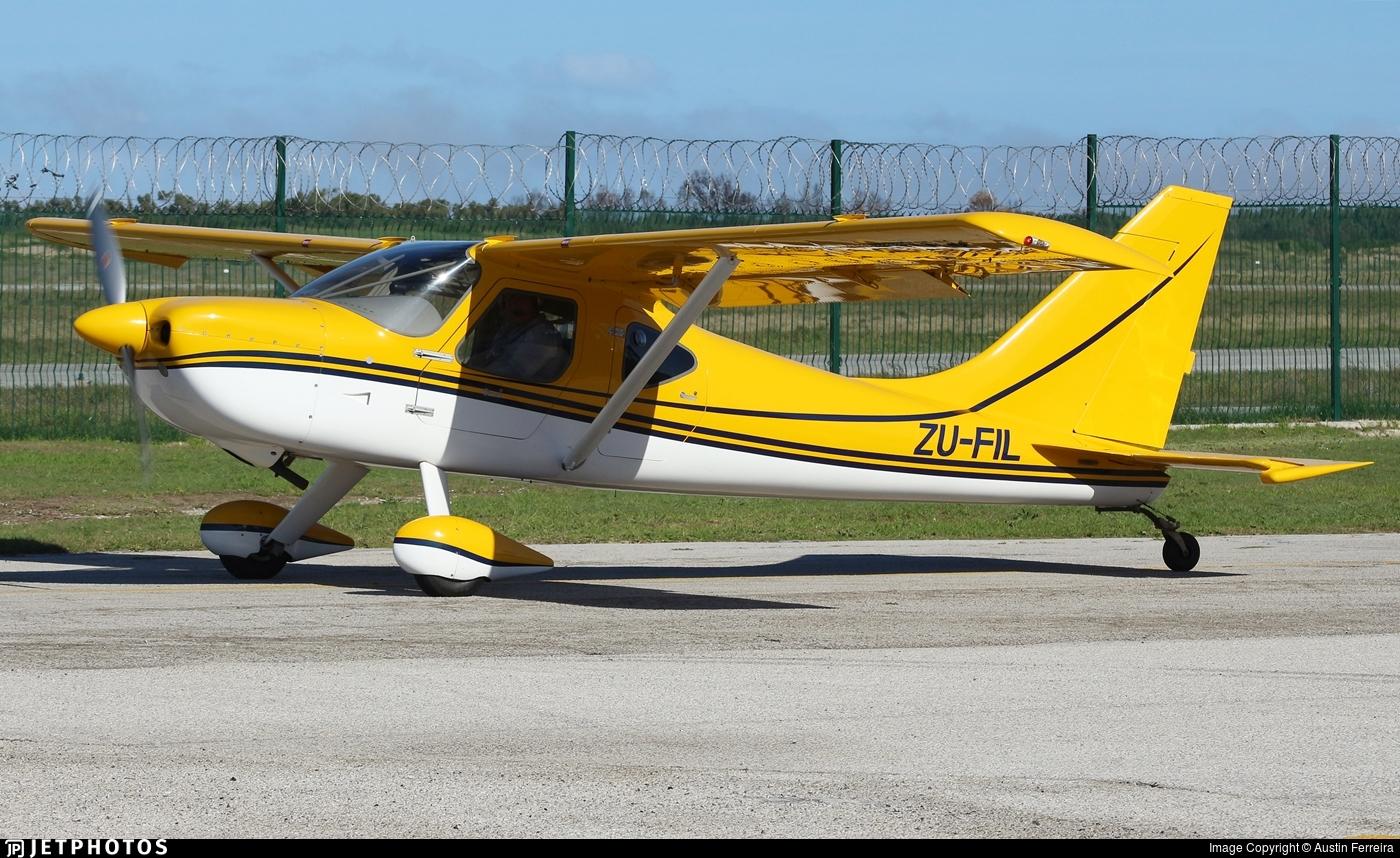 ZU-FIL - Glasair GS-2 Sportman TC - Private