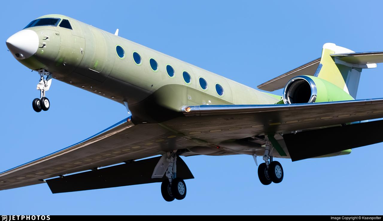 N531GA - Gulfstream G550 - Gulfstream Aerospace