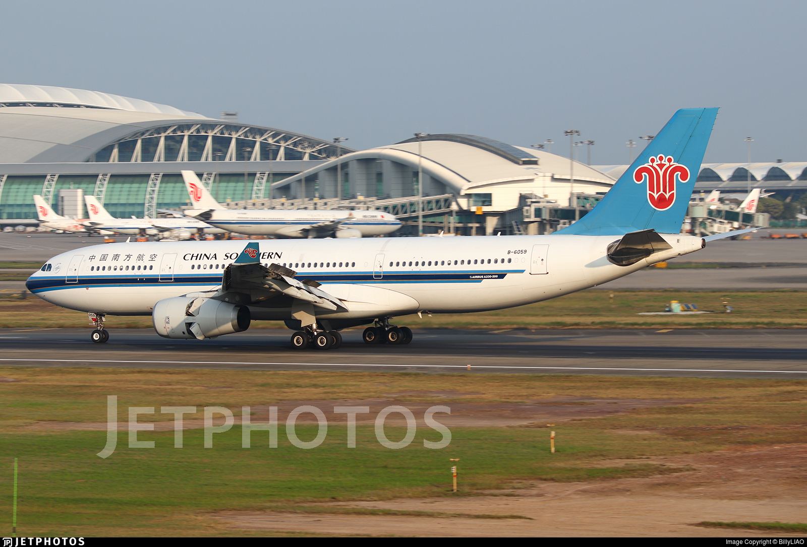 B-6059 - Airbus A330-243 - China Southern Airlines