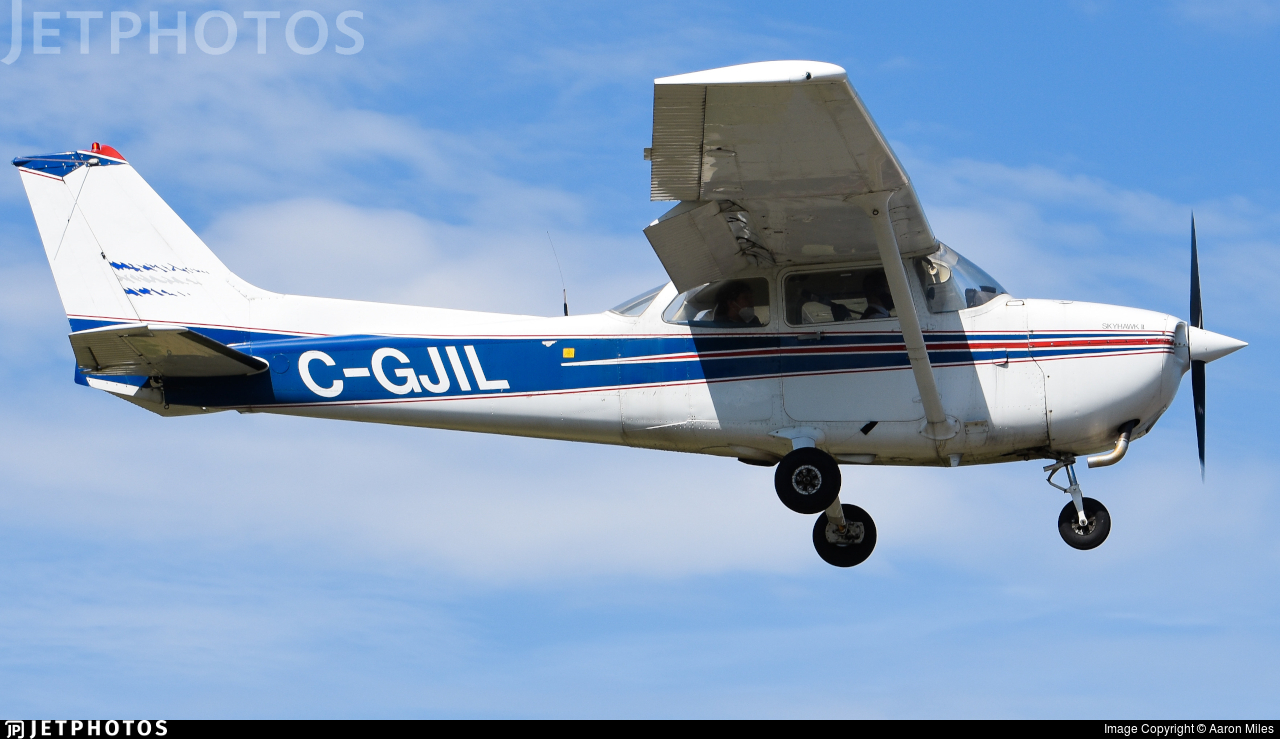 C-GJIL - Cessna 172P Skyhawk II - Canadian Flyers
