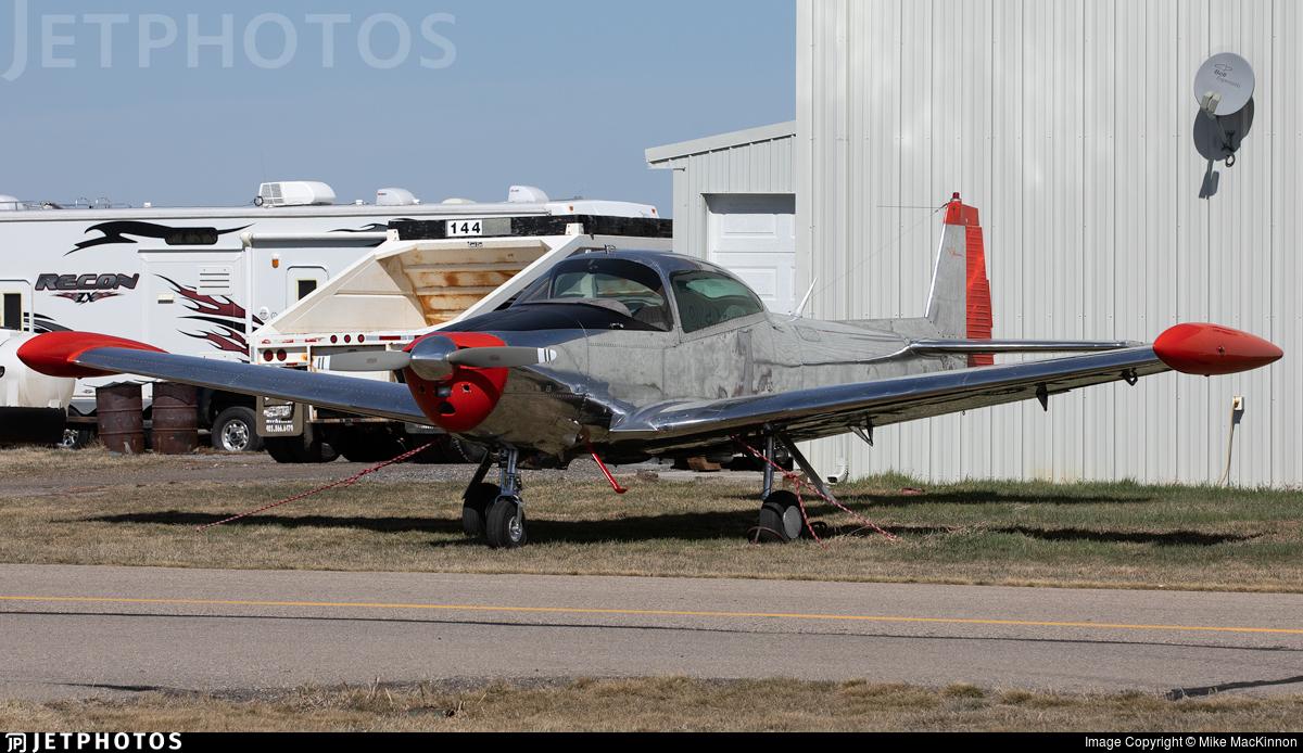 CF-GIY - Navion A - Private