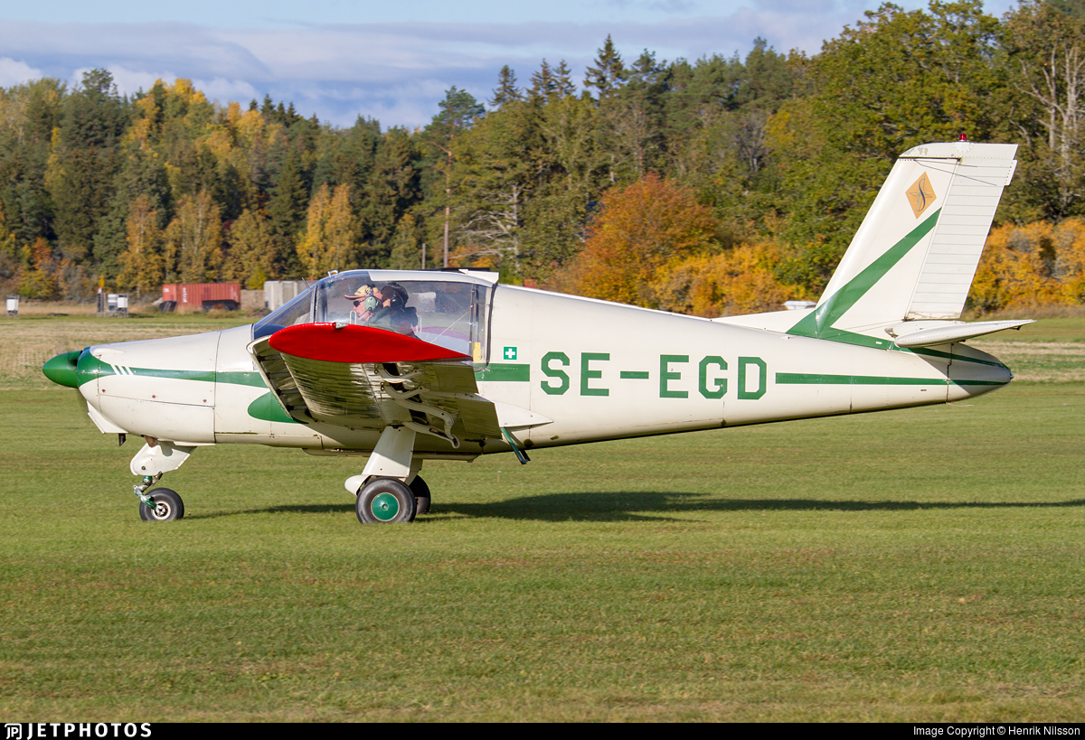 SE-EGD - Morane-Saulnier MS.880B - Private
