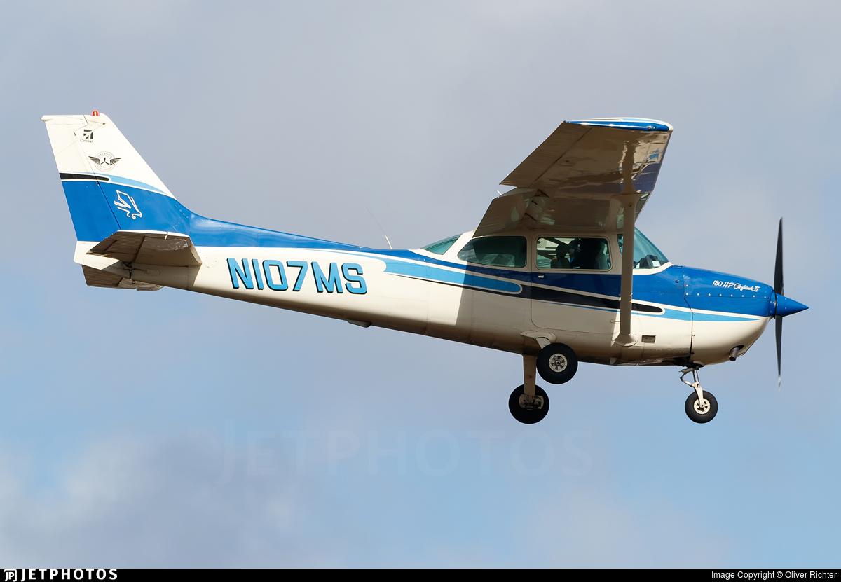 N107MS - Cessna 172N Skyhawk - Private