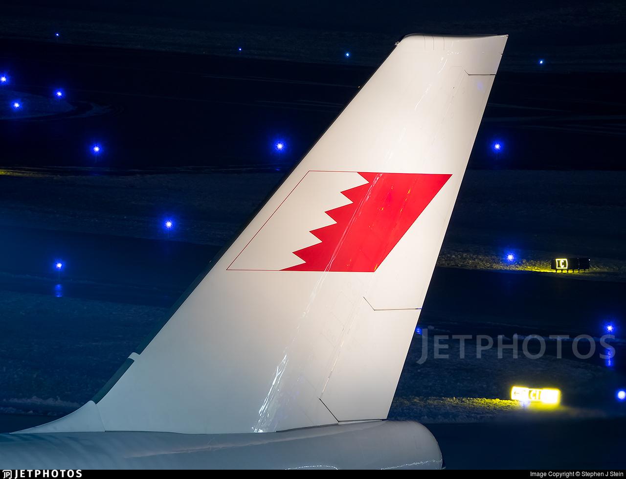A9C-HAK - Boeing 747-4F6 - Bahrain - Royal Flight