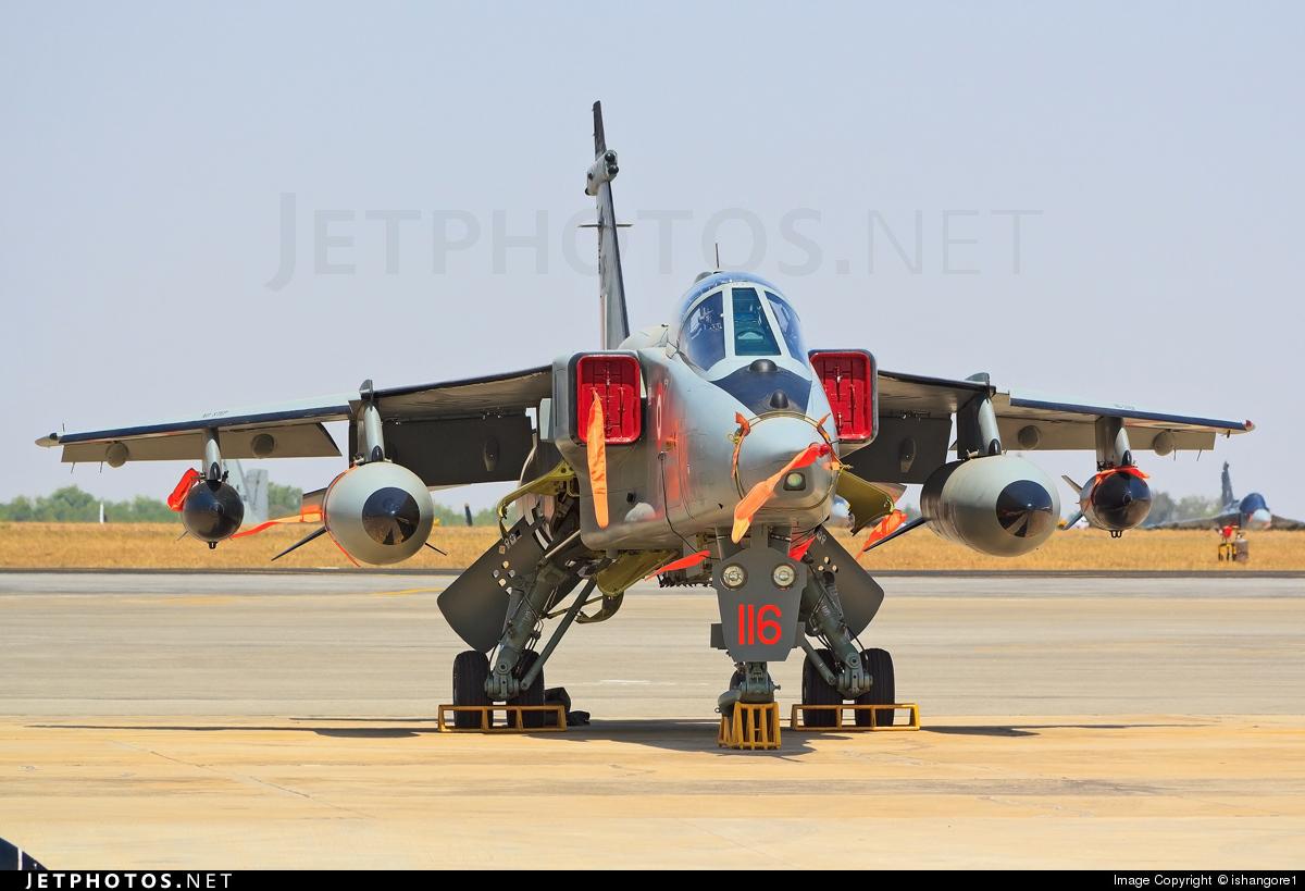 JS116 - Sepecat Jaguar IS - India - Air Force