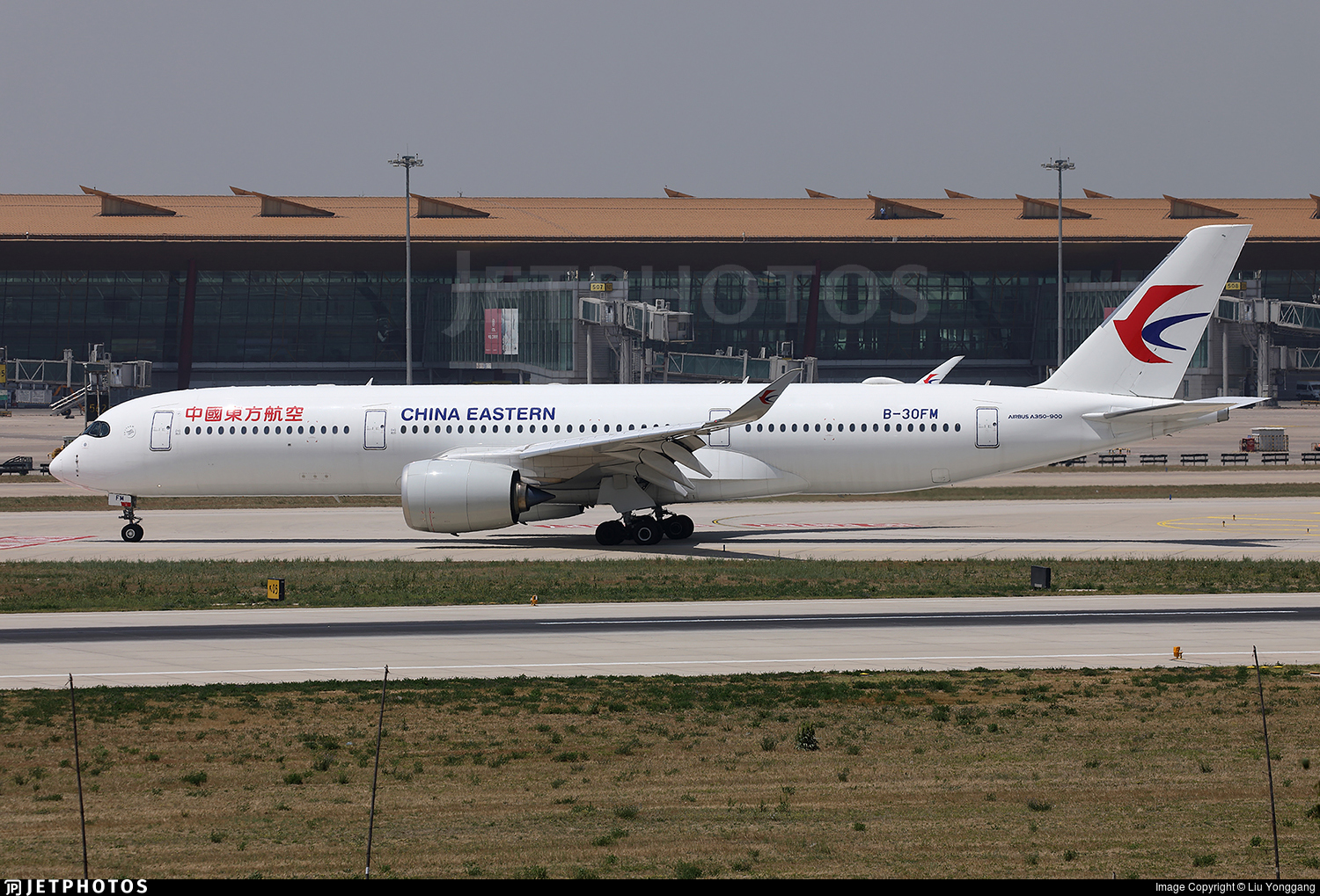B-30FM - Airbus A350-941 - China Eastern Airlines