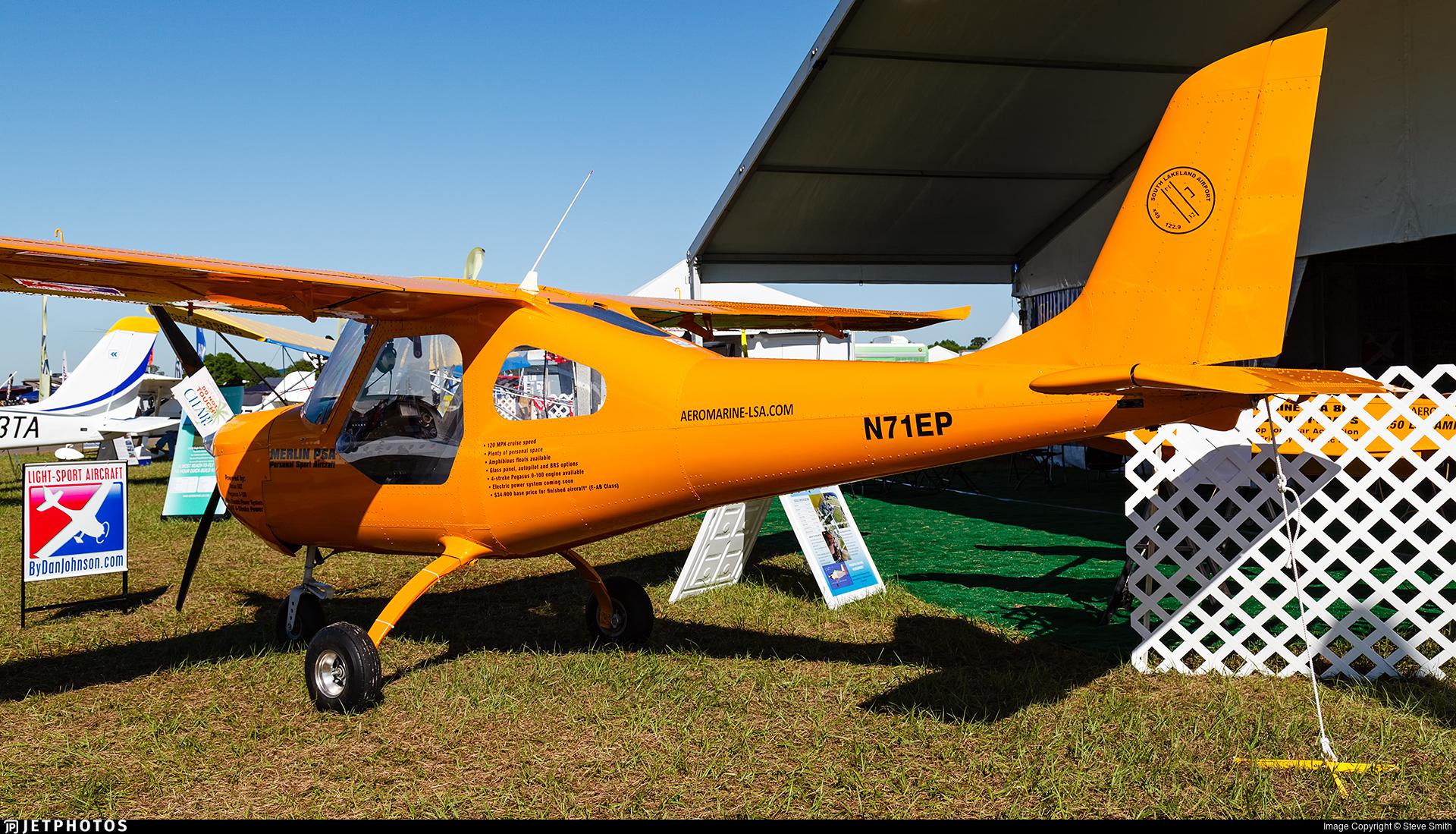 N71EP - Aeromarine E-Plane - Private