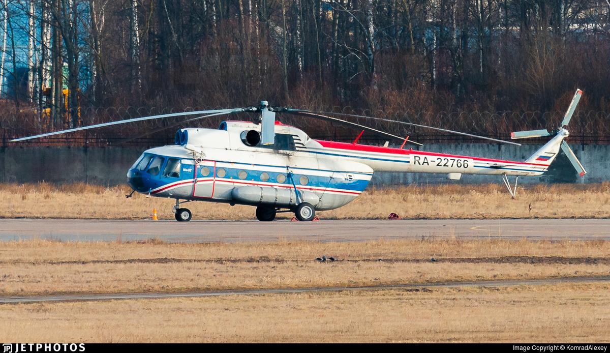 RA-22766 - Mil Mi-8T - SkyAviaTrans