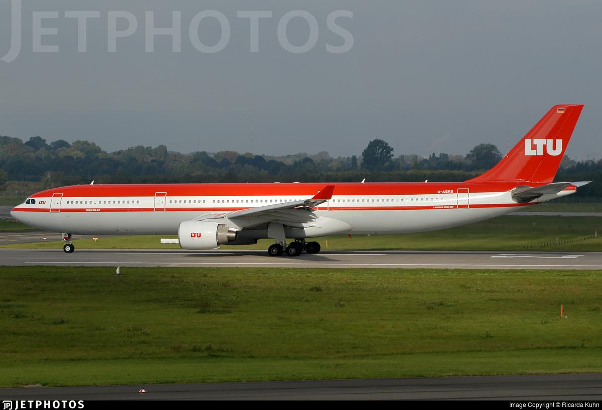 D-AERS - Airbus A330-322 - LTU