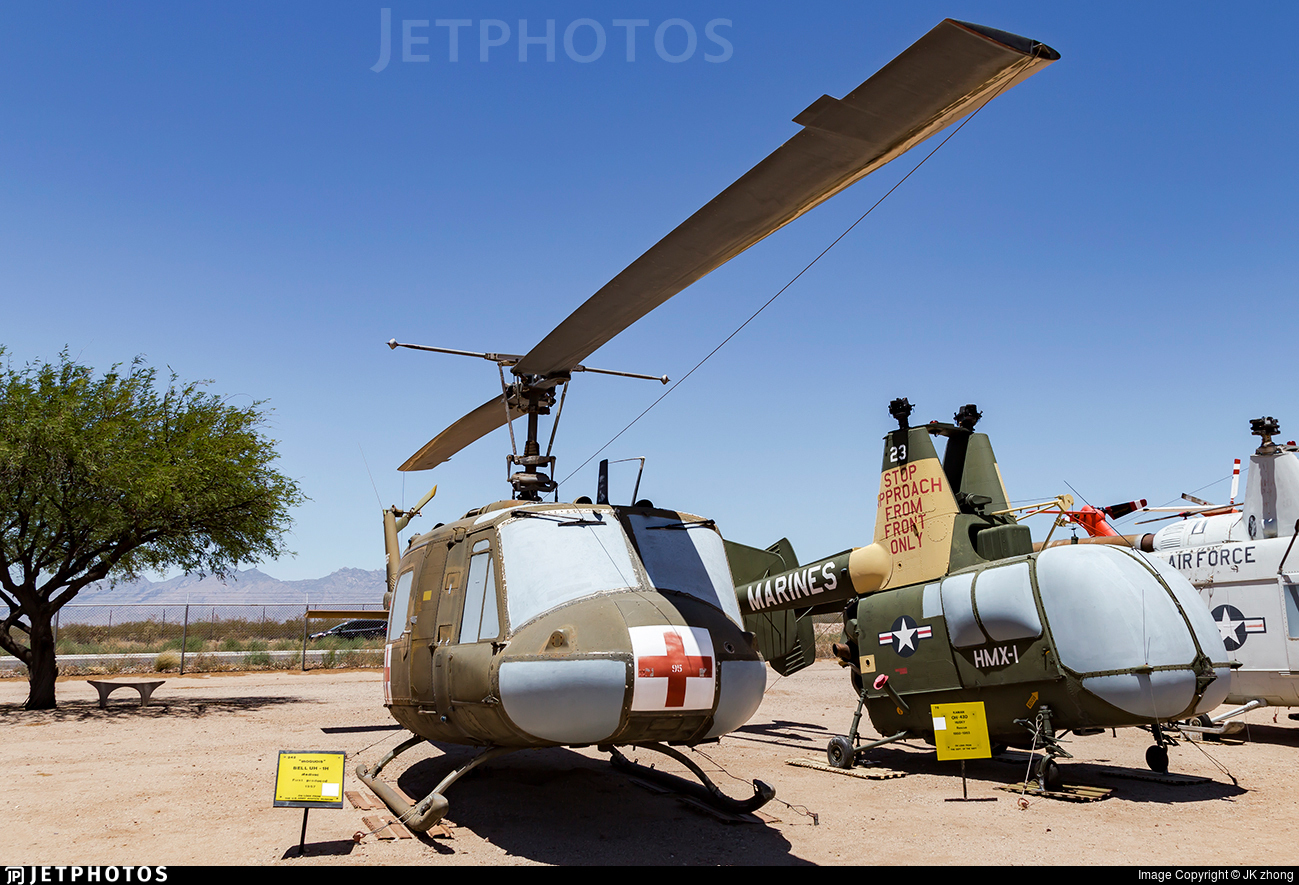 64-13895 - Bell UH-1H Iroquois - United States - US Army