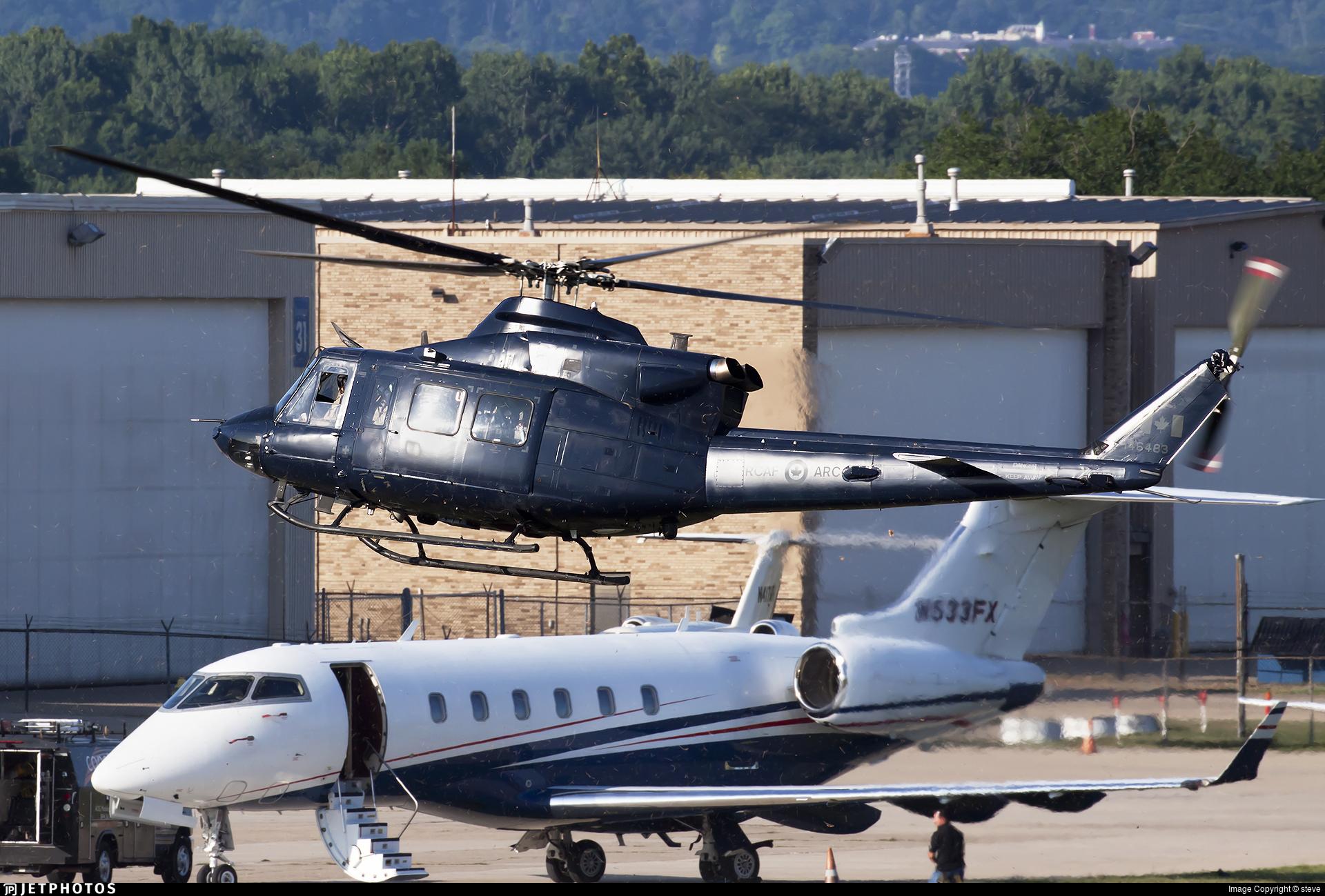 146483   Bell CH-146 Griffon   Canada - Royal Canadian Air