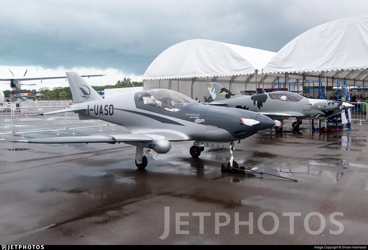 I-UASD - Blackshape Prime BS100 - Blackshape Aircraft