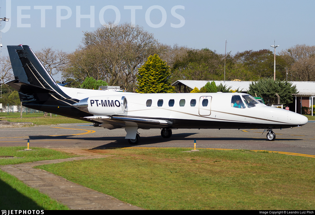 PT-MMO - Cessna 550 Citation II - Private