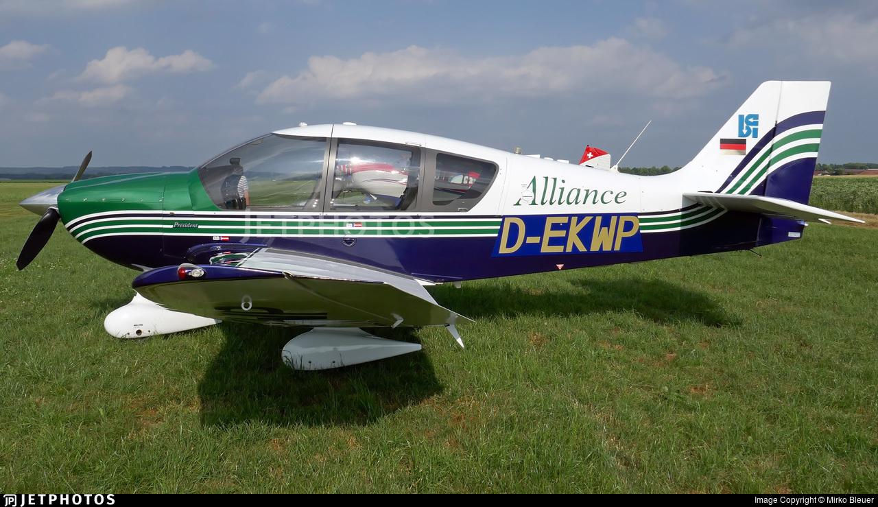 D-EKWP - Robin DR500 Président - Private
