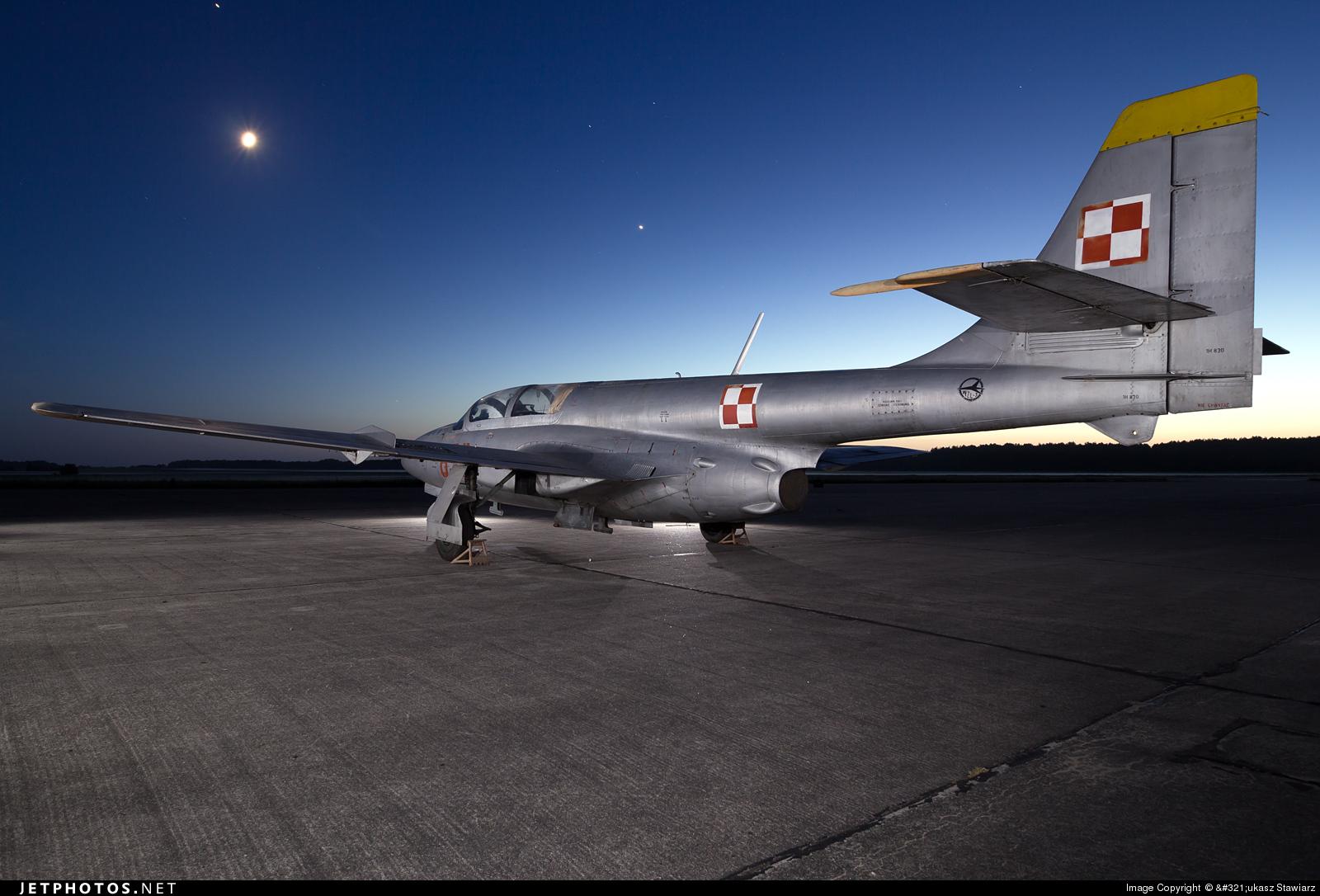 830 - PZL-Mielec TS-11 Iskra - Poland - Air Force