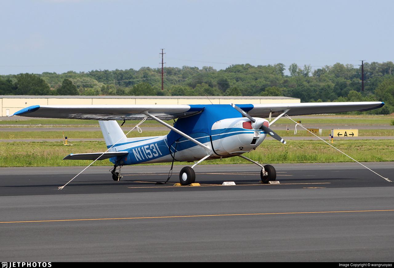 N11531 - Cessna 150L - Private