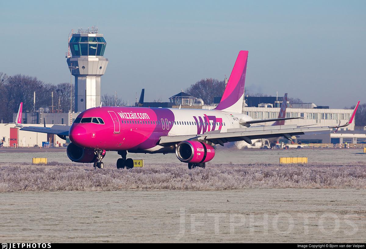 HA-LYN - Airbus A320-232 - Wizz Air