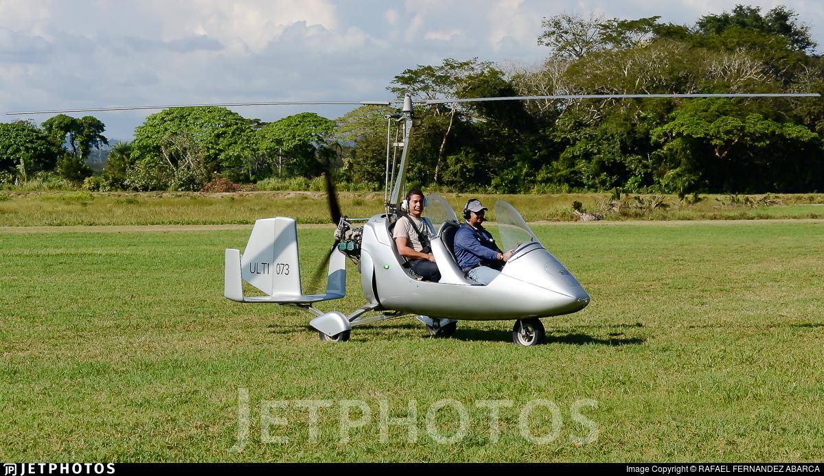ULTI-073 - Auro-Gyro MTO-Sport - AutoGyro Tours Costa Rica