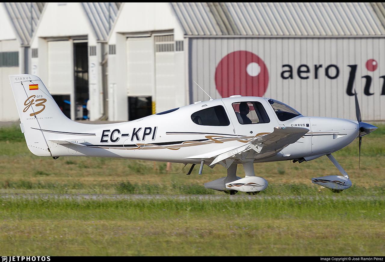 EC-KPI - Cirrus SR22 G3 Turbo GTS - Private
