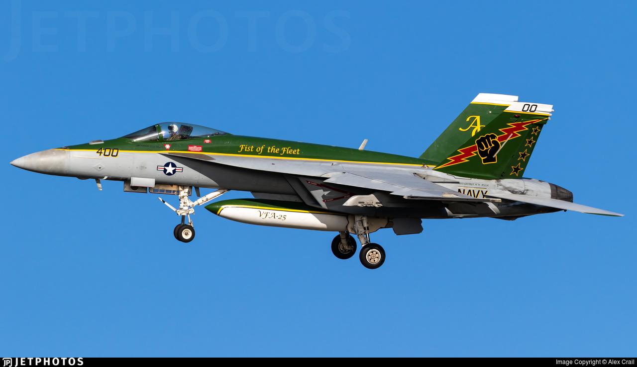 166959 - Boeing F/A-18E Super Hornet - United States - US Navy (USN)