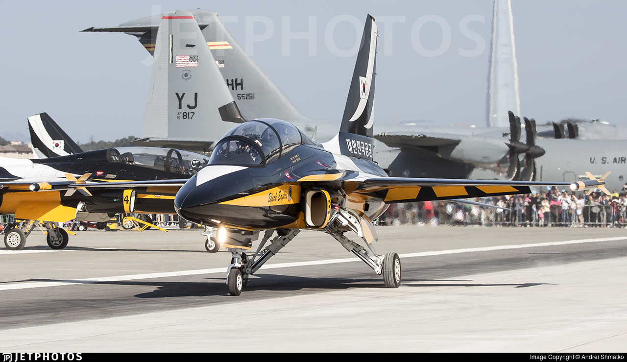 10-0055 - KAI T-50 Golden Eagle - South Korea - Air Force