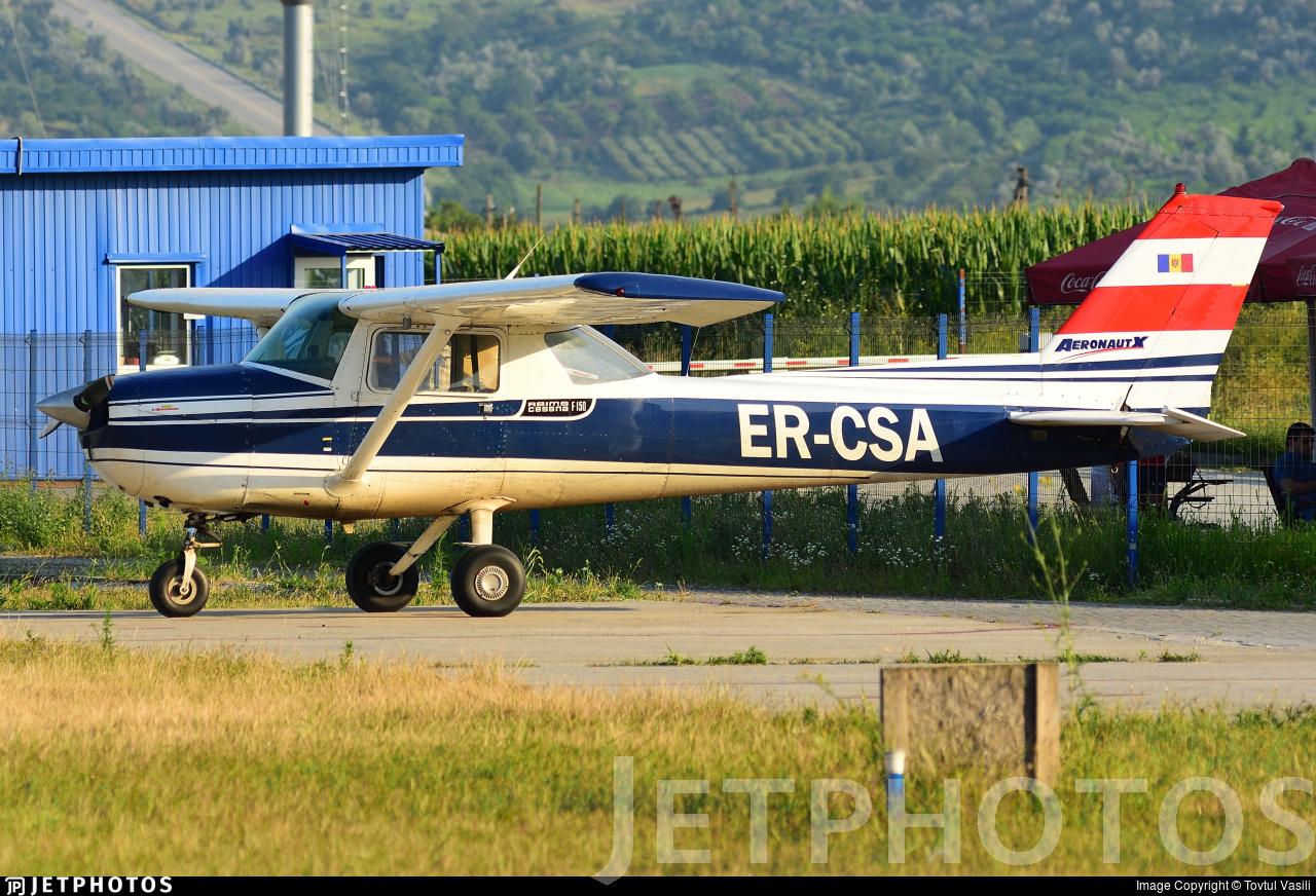 ER-CSA - Cessna 150F - Private