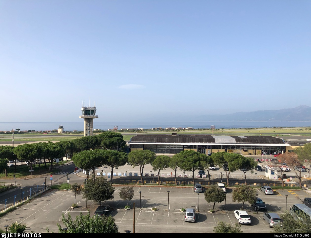 LICR - Airport - Airport Overview