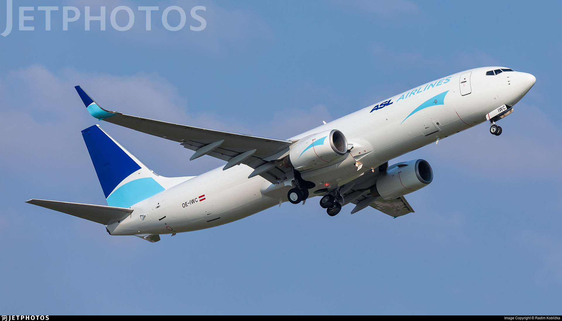 OE-IWC - Boeing 737-8AS(BCF) - ASL Airlines