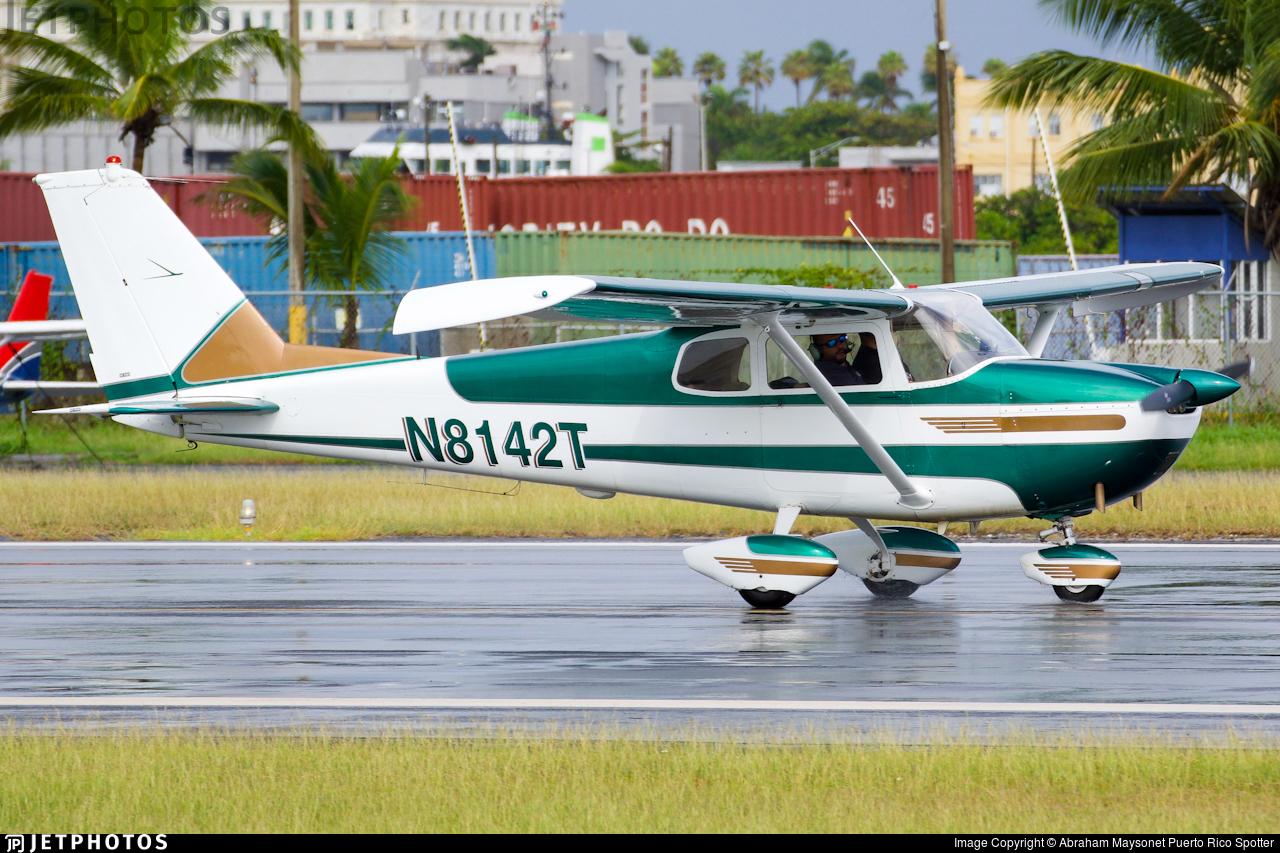 N8142T - Cessna 175B Skylark - Private
