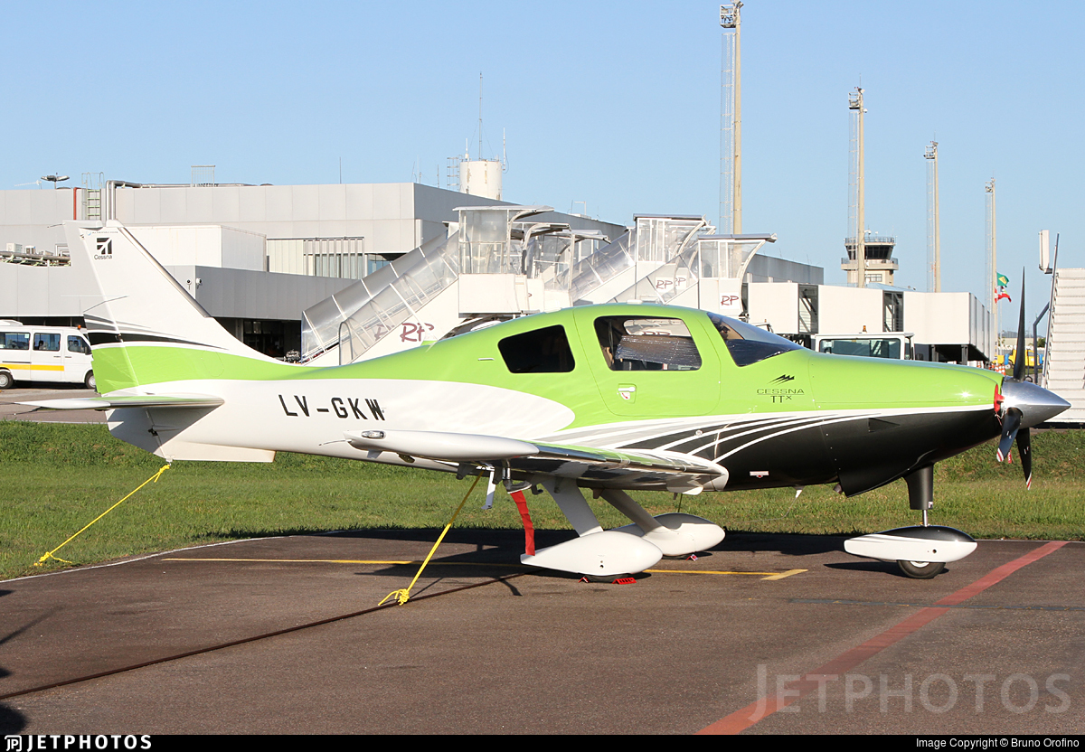 LV-GKW - Cessna T240 Corvalis TTX - Private