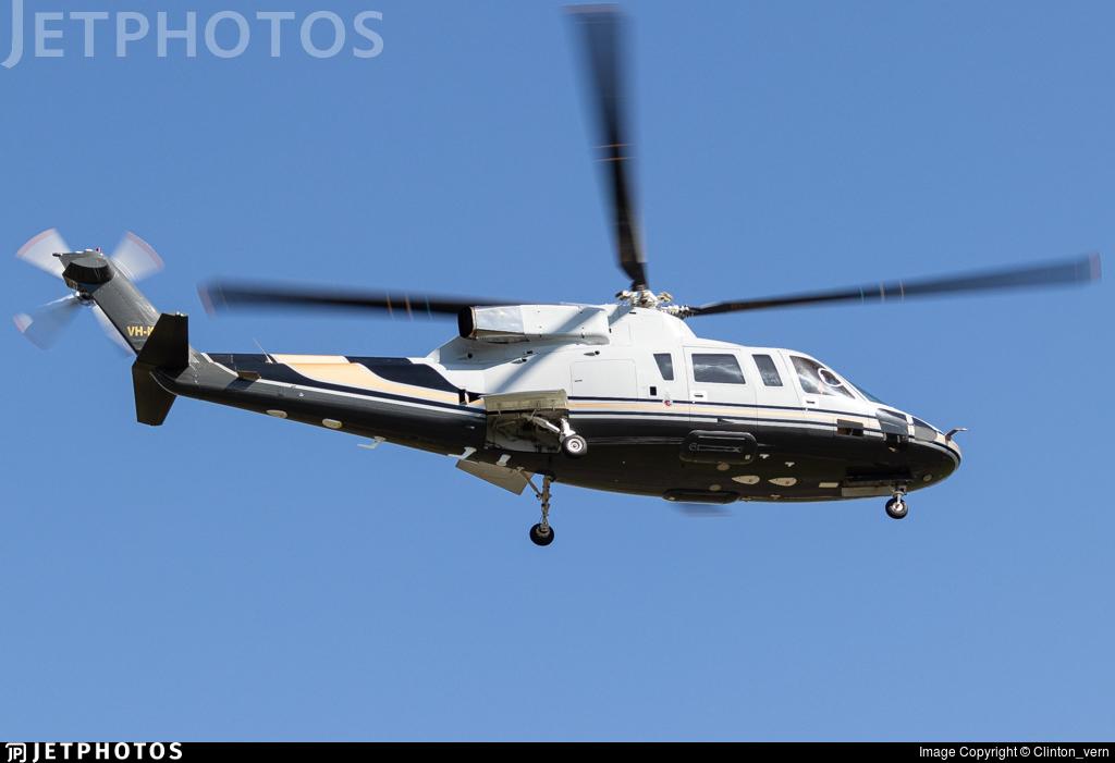 VH-KQL - Sikorsky S-76B - Private