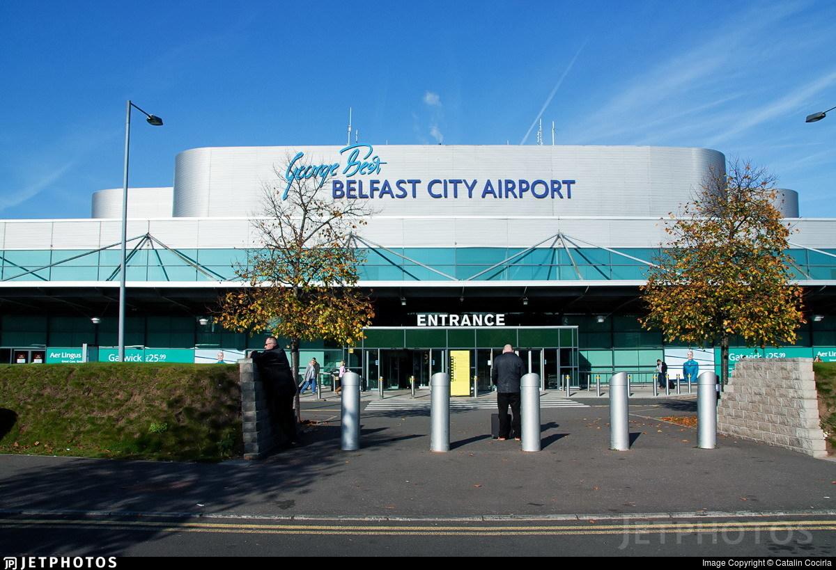 EGAC - Airport - Terminal