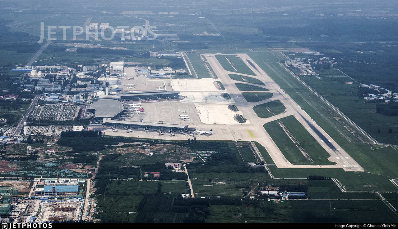 ZSJN - Airport - Airport Overview