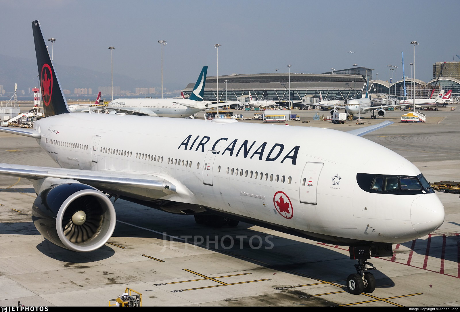 Boeing 788 american airlines