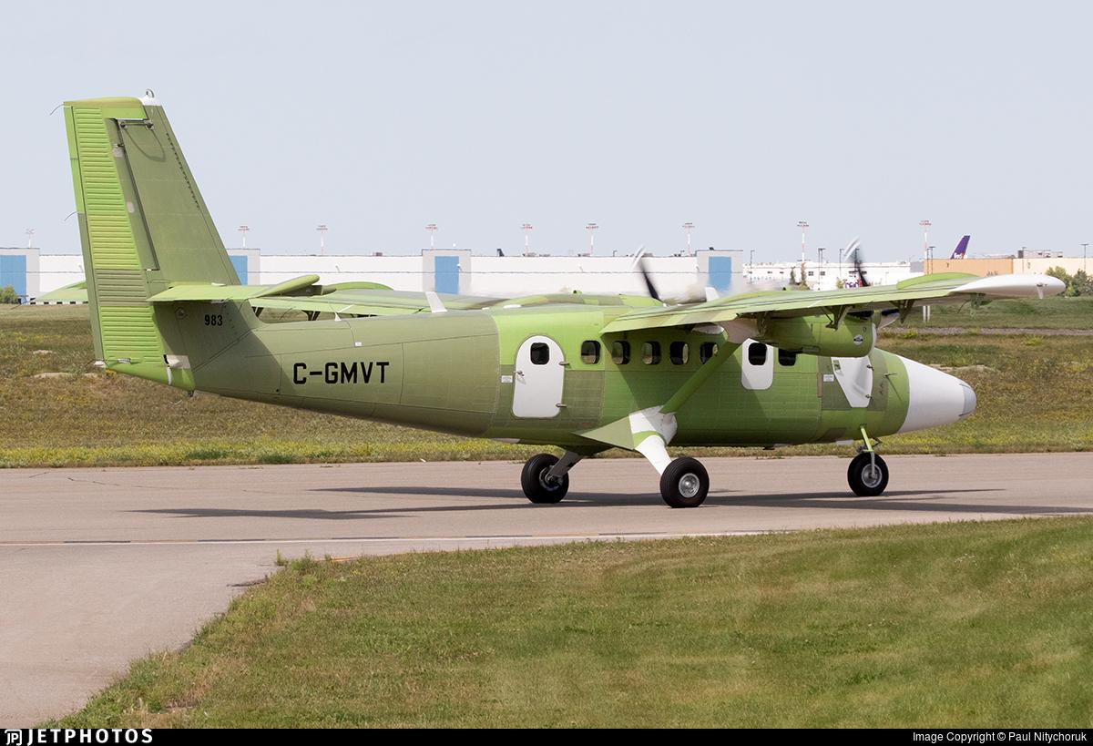 C-GMVT - Viking DHC-6-400 Twin Otter - Viking Air