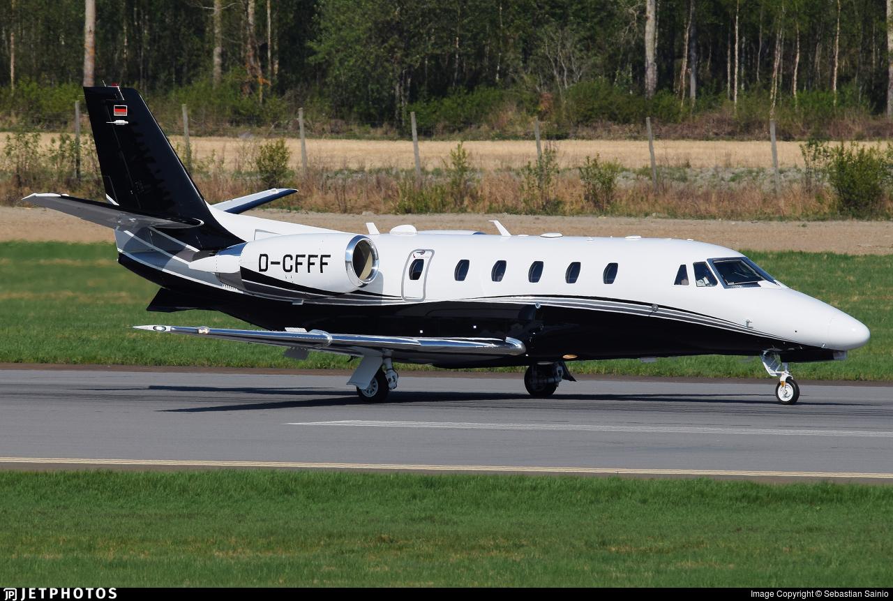D Cfff Cessna 560xl Citation Xls Plus Dc Aviation