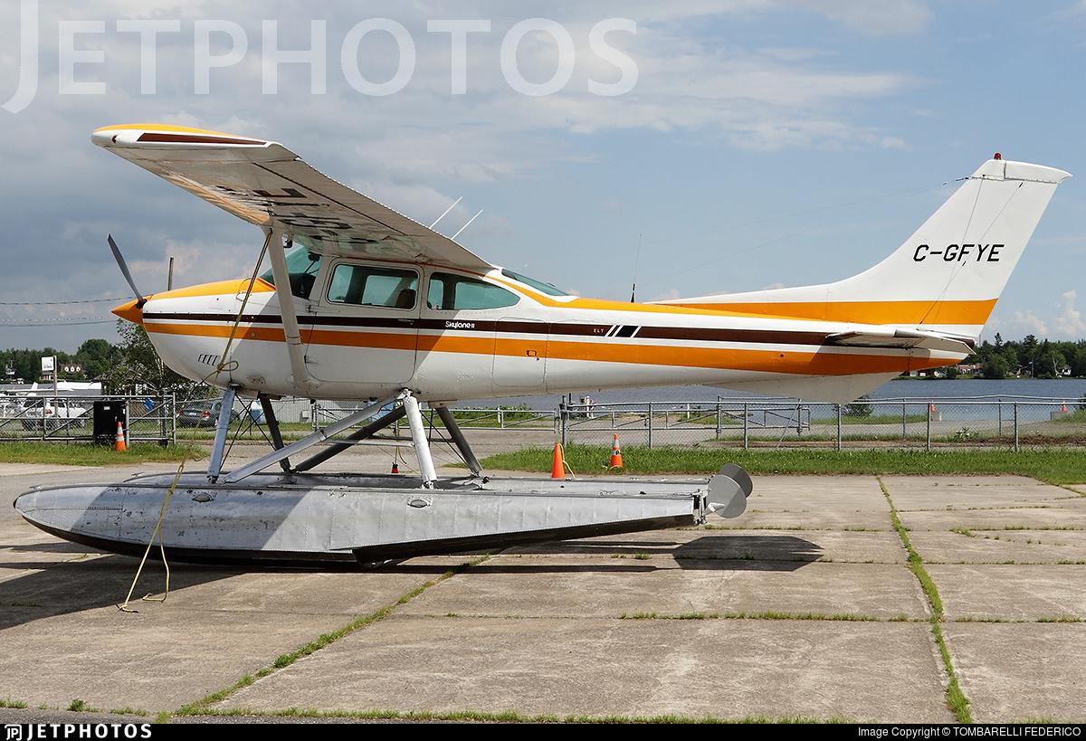 C-GFYE - Cessna 182P Skylane - Private
