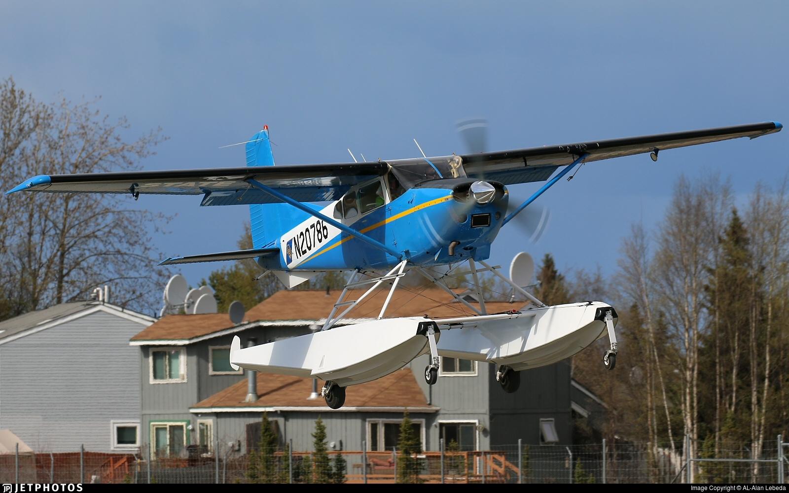 N20786 - Cessna A185F Skywagon - United States - State of Alaska