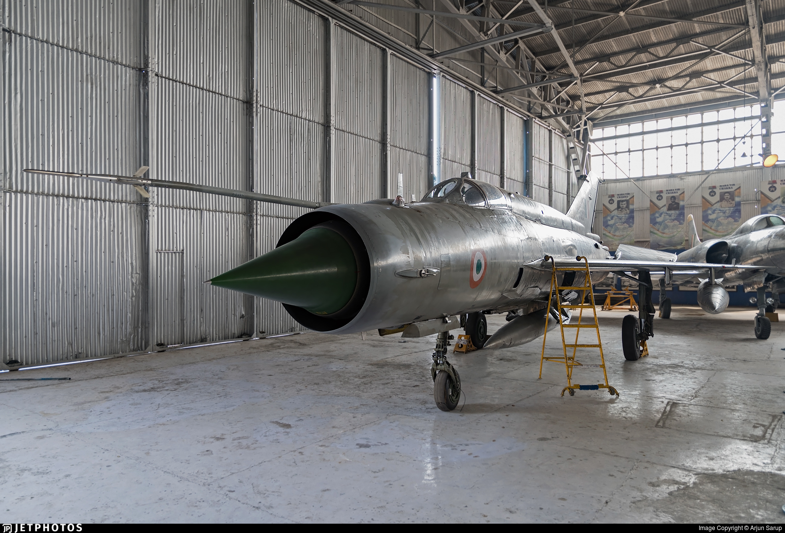 C2216 - Mikoyan-Gurevich MiG-21bis Fishbed N - India - Air Force