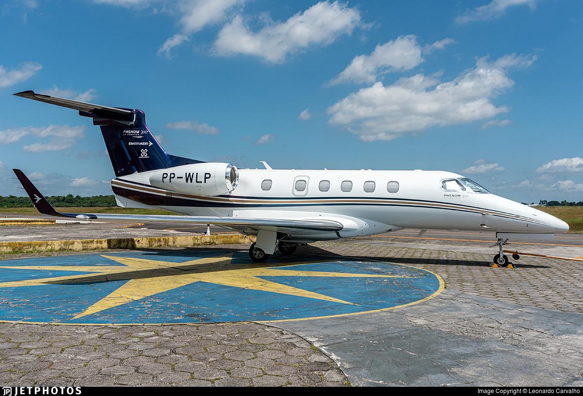 PP-WLP - Embraer 505 Phenom 300 - Private