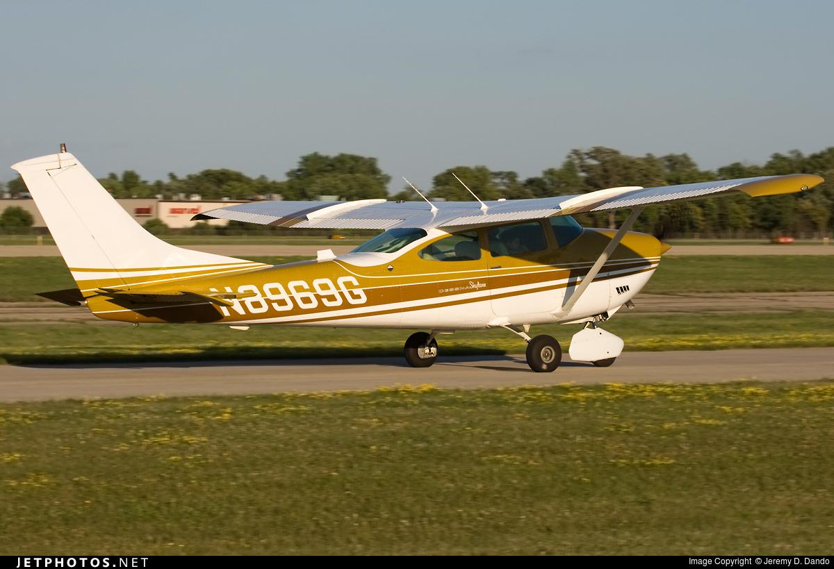 N8969G - Cessna 182N Skylane - Private