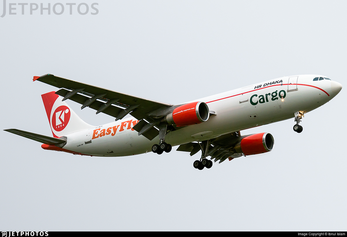 TC-MCA - Airbus A300C4-605R - Easy Fly Express