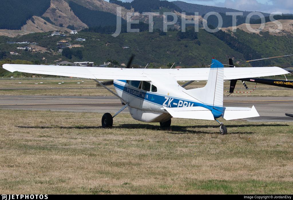 ZK-PRM - Cessna A185F Skywagon - Pelorus Air